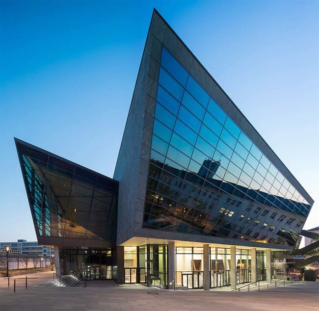 Green Conventions are a reality at darmstadtium